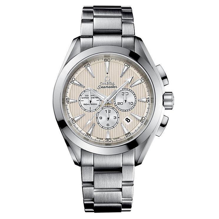 Omega Seamaster Aqua Terra men's bracelet watch - Product number 9118373