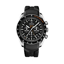 Omega Speedmaster HB-SIA GMT men's strap watch - Product number 9118454
