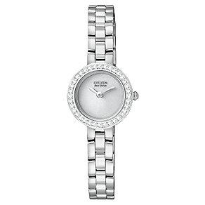 Citizen Ladies' Eco Drive Bracelet Watch - Product number 9123466