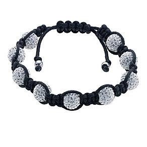 Eternal Men's Stainless Steel Crystal Bracelet - Product number 9125116
