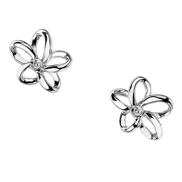 Hot Diamonds open flower stud earrings - Product number 9125957