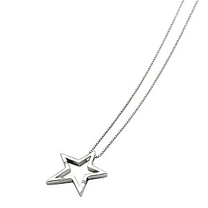 Hot Diamonds open star pendant - Product number 9126090