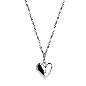 Hot Diamonds heart locket - Product number 9126309