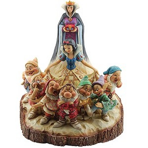 Disney Traditions Snow White Dopey & Grumpy - Product number 9126945