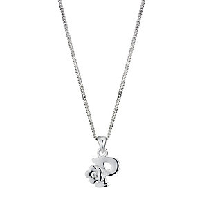 Children's Sterling Silver Initial P Pendant - Product number 9128387