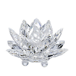 Swarovski Small Waterlily Candle Holder - Product number 9129448