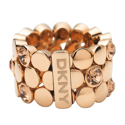 DKNY expandable ring