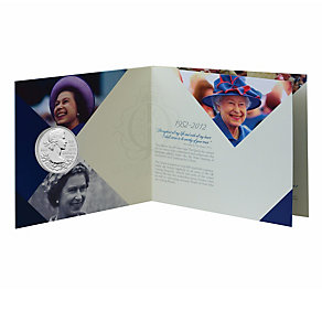 Queen's Diamond Jubilee Collectible Coin - Product number 9151419