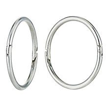 Children's Sterling Silver Sleeper Earrings - Product number 9172009