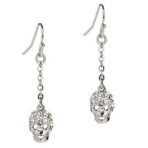 Simon Carter crystal skull earrings - Product number 9179887