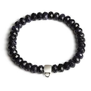 Simon Carter blue gold stretch bracelet - Product number 9179925