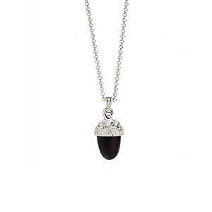 Simon Carter stoneset onyx acorn pendant - Product number 9179968