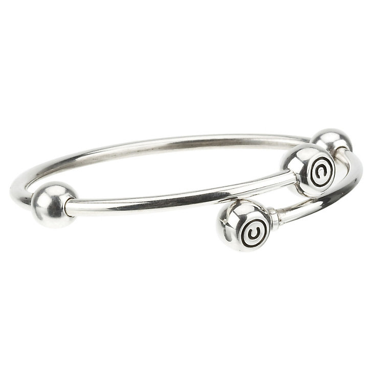 Chamilia - sterling silver flex bangle x-large - Product number 9181776