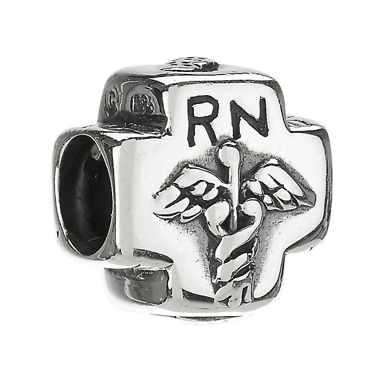 Chamilia - sterling silver Nurse bead - Product number 9182004