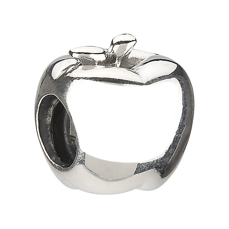 Chamilia - sterling silver Apple Charm bead - Product number 9182098