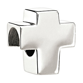 Chamilia - sterling silver Holy Cross bead - Product number 9186603