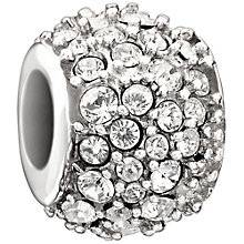 Chamilia - sterling silver Jewelled Kaleidoscope bead - Product number 9186921