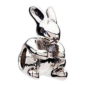 Chamilia silver bunny bead - Product number 9186972