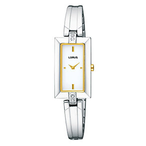Lorus Ladies' Two Tone Bracelet Watch - Product number 9188347