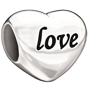 Chamilia - Silver Valentine's Bead - Product number 9189742