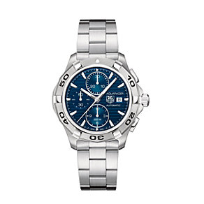 TAG Heuer Aquaracer 16 men's stainless steel bracelet watch - Product number 9191119