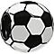 Chamilia silver multi enamel football bead - Product number 9203923