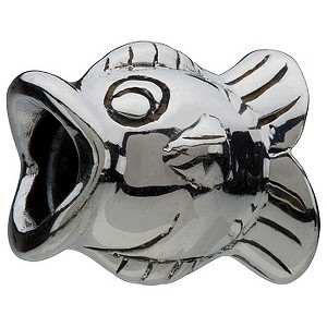 Chamilia - sterling silver Fish bead - Product number 9203931