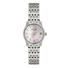 Rotary Ladies Stainless Steel Bracelet Watch - Product number 9204830