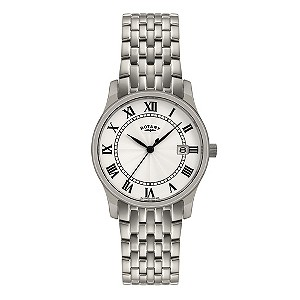 Rotary Men's Stainless Steel Bracelet Watch - Product number 9204857