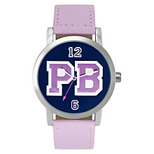 Paul's Boutique Mia Light Pink Strap Watch - Product number 9204938
