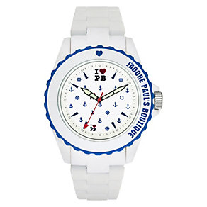 Paul's Boutique Luna Nautical White Watch - Product number 9204970