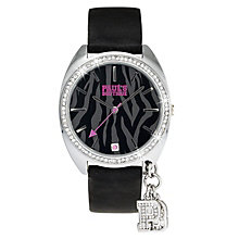 Paul's Boutique Paris Black Strap Watch - Product number 9205047