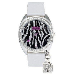 Paul's Boutique Paris White Strap Watch - Product number 9205055