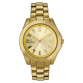 Paul's Boutique Agnes Gold-Plated Watch - Product number 9205217
