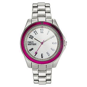 Paul's Boutique Agnes Silver Bracelet Watch - Product number 9205225