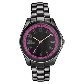 Paul's Boutique Agnes Black Bracelet Watch - Product number 9205233