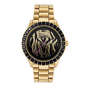 Paul's Boutique Scarlet Gold-Plated Bracelet Watch - Product number 9205241