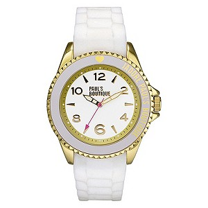 Paul's Boutique Luna White Watch - Product number 9205284