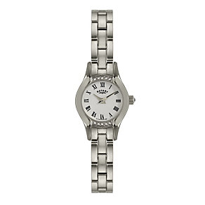 Rotary Ladies' Stainless Steel Bracelet Watch - Product number 9205683