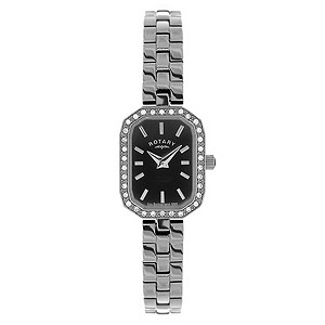 Rotary Ladies' Stainless Steel Bracelet Watch - Product number 9205780