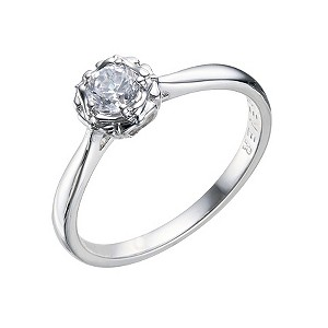 The Forever Diamond - 9ct White Gold 0.33 Carat Diamond Ring - Product number 9221670