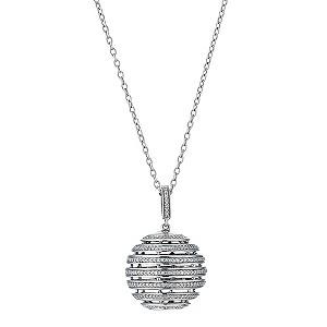 Amanda Wakeley 0.33 carat diamond sphere pendant - Product number 9225889
