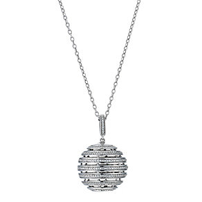 Amanda Wakeley 0.33 carat diamond sphere pendant - Product number 9225889