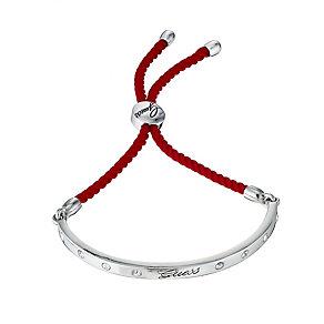Guess Red Adjustable Stone Set Bracelet - Product number 9227679