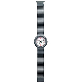 Hip Hop Large Grey Strap Watch - Product number 9229450