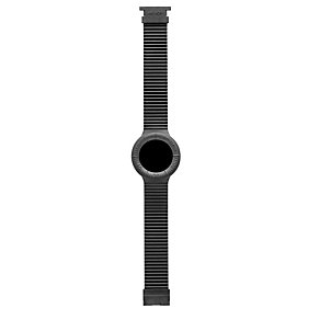 Hip Hop Large Black Strap watch - Product number 9229604