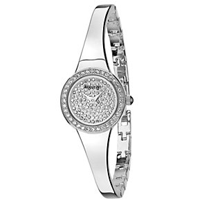 Accurist Pave Stone Set Bracelet Watch - Product number 9230726
