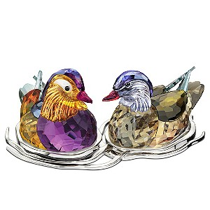 Swarovski Mandarin Ducks - Product number 9231765