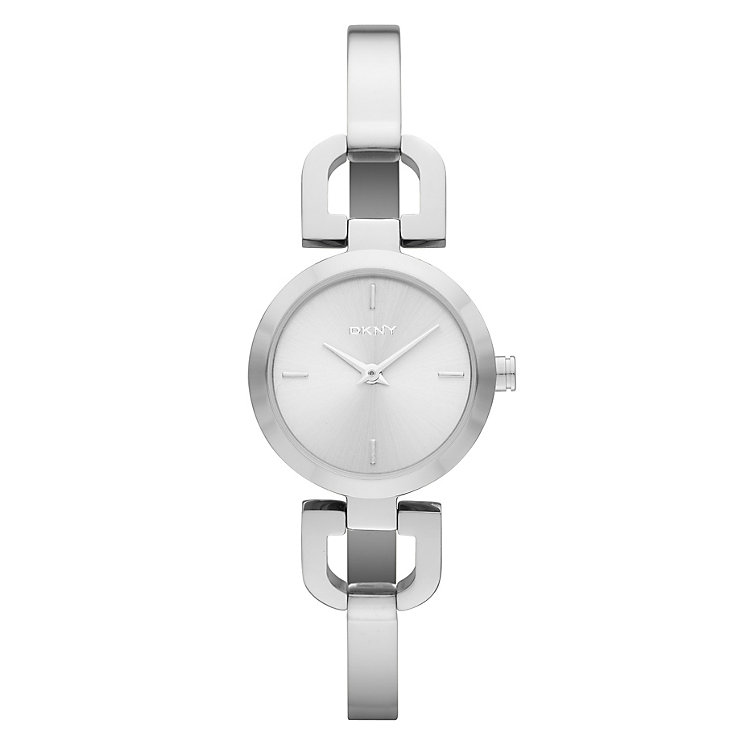 DKNY Ladies' Half Bangle Watch - Product number 9244891