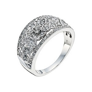 Celebration 18ct white gold 0.60 carat diamond ring - Product number 9245618